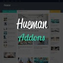 Free WordPress Hueman Addons plugin
