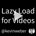 Free WordPress Lazy Load for Videos plugin