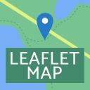 Free WordPress Leaflet Map plugin