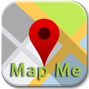 Free WordPress Map Me plugin