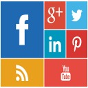 Free WordPress Metro Style Social Widget plugin