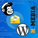 Free WordPress N-Media MailChimp Subscription plugin