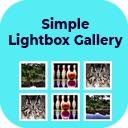 Free WordPress Simple Lightbox Gallery plugin