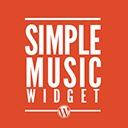 Free WordPress Simple Music Widget plugin