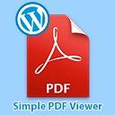 Free WordPress Simple PDF Viewer plugin