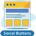 Free WordPress Simple Social Media Share Buttons – Social Sharing for Everyone plugin