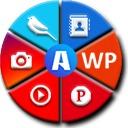 Free WordPress Social Media – Accounts, Profiles plugin