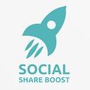 Free WordPress Social Share Boost plugin