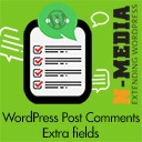 Free WordPress WordPress Comments Fields plugin