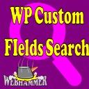 Free WordPress WP Custom Fields Search plugin