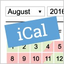Free WordPress WP iCal Availability plugin