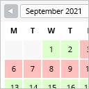 Free WordPress WP Simple Booking Calendar plugin
