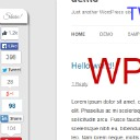 Free WordPress WP Social Buttons plugin