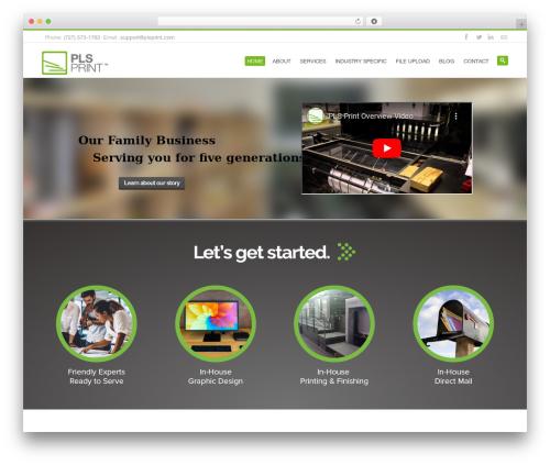 System WP theme - plsprint.com