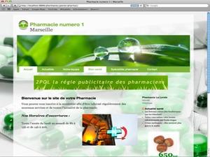 Theme WordPress One Pharma