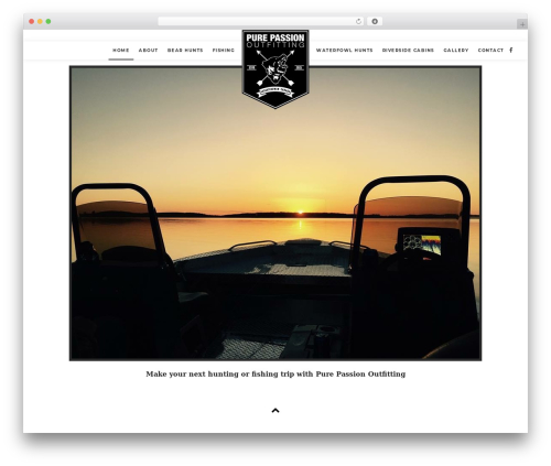 WordPress chillout-plugin plugin - purepassionoutfitting.com