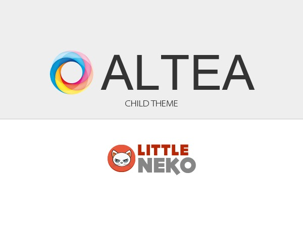 Altea Child WordPress theme