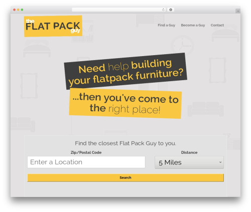 Free WordPress WP Customer Reviews plugin - flatpackguy.co.uk