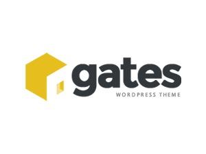 DP Gates template WordPress