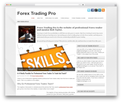 iBiz theme free download - forextradingpro.co.uk