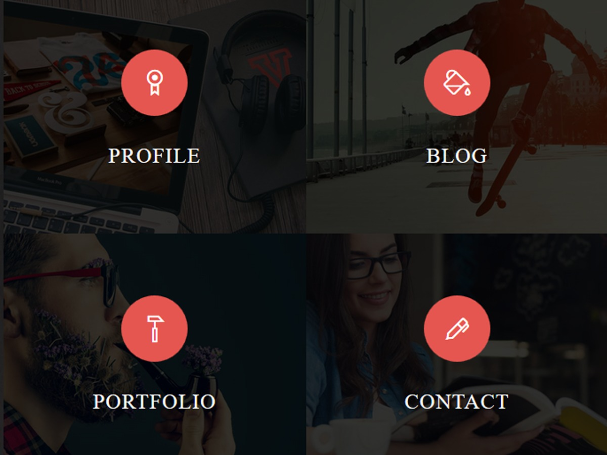Morgan premium WordPress theme