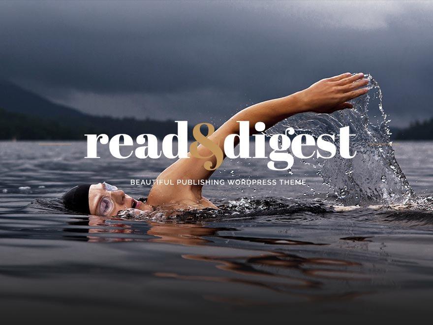 ReadAndDigest Child best WordPress theme