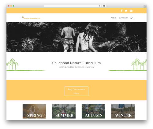 Free WordPress WP eCommerce plugin - forestschoolforall.com