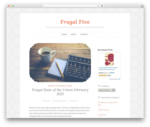 WP theme Button 2 - frugalfive.com