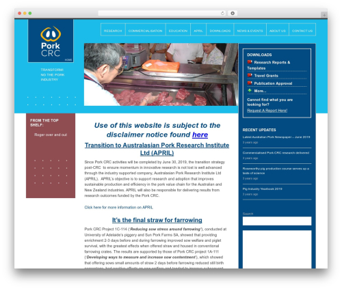 Free WordPress WP Mailto Links – Manage Email Links plugin - porkcrc.com.au