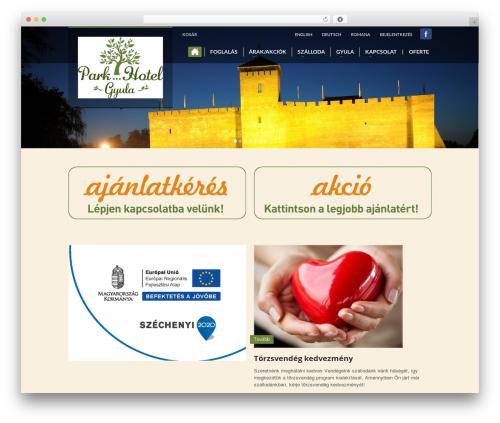 Free WordPress Google Analyticator plugin - parkhotelgyula.hu