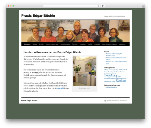 Free WordPress Photo Gallery by Supsystic plugin - praxis-edgar-buechle.de