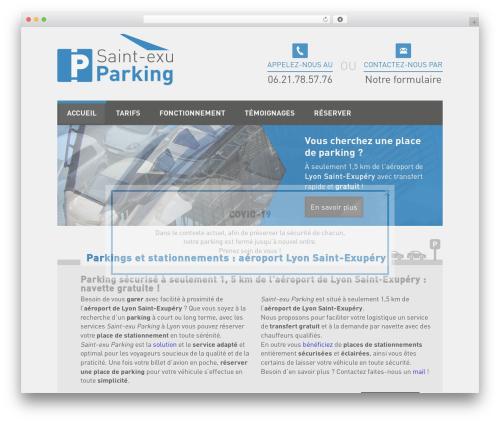 Free WordPress Slick Sitemap plugin - parking-aeroport-lyon.com