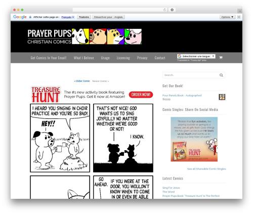 Free WordPress WordPress Follow Buttons Plugin – AddThis plugin - prayerpups.com