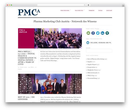 Origin WordPress template free download - pmca.at
