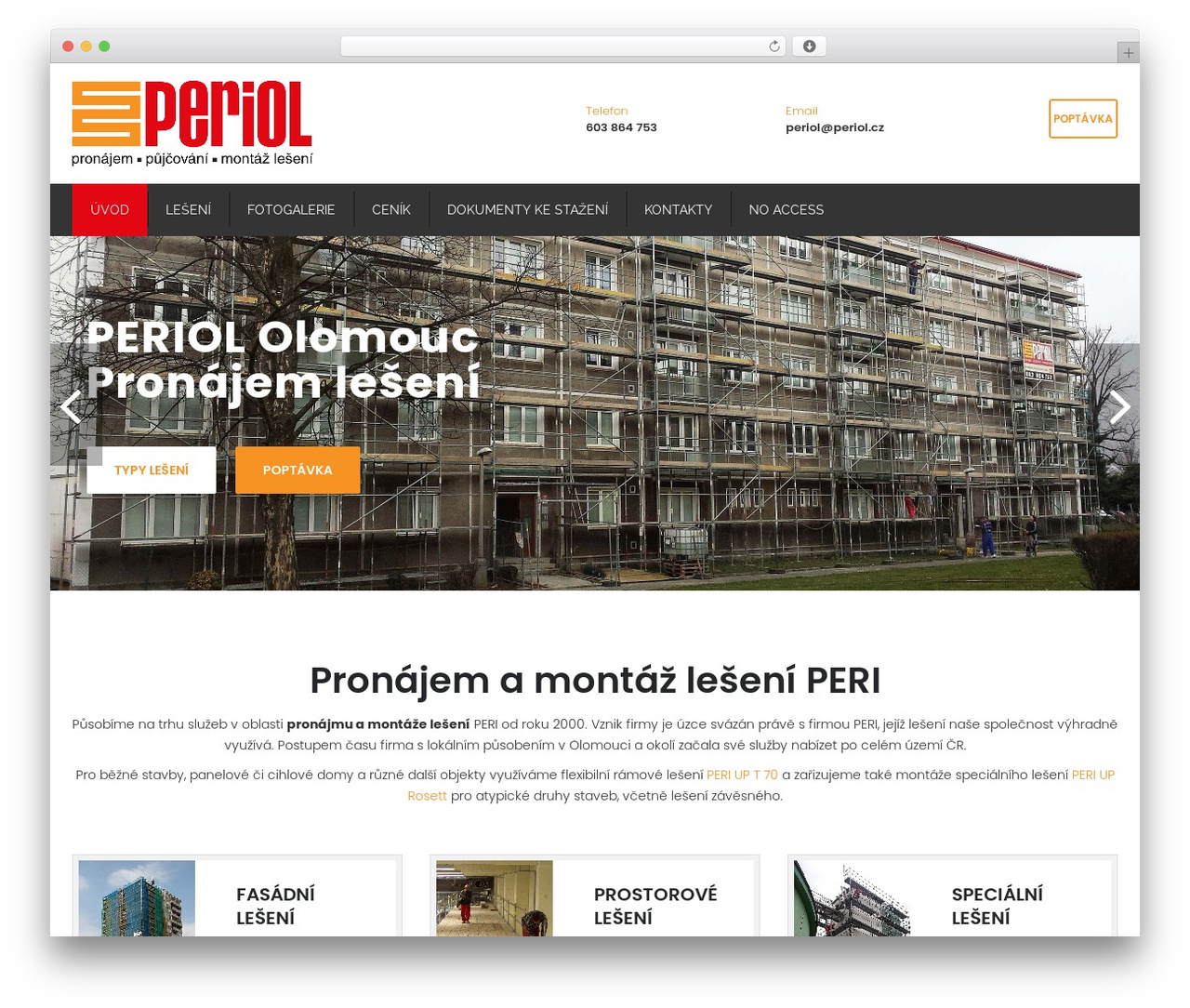 Restore WordPress shop theme - periol.cz