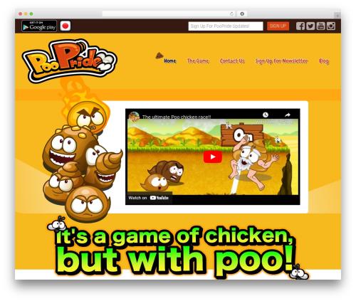 Theme WordPress YDG Custom Theme - poopride.net