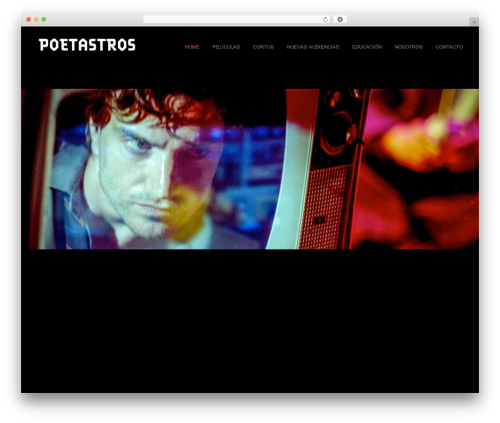 Verdia Theme WordPress theme - poetastros.com