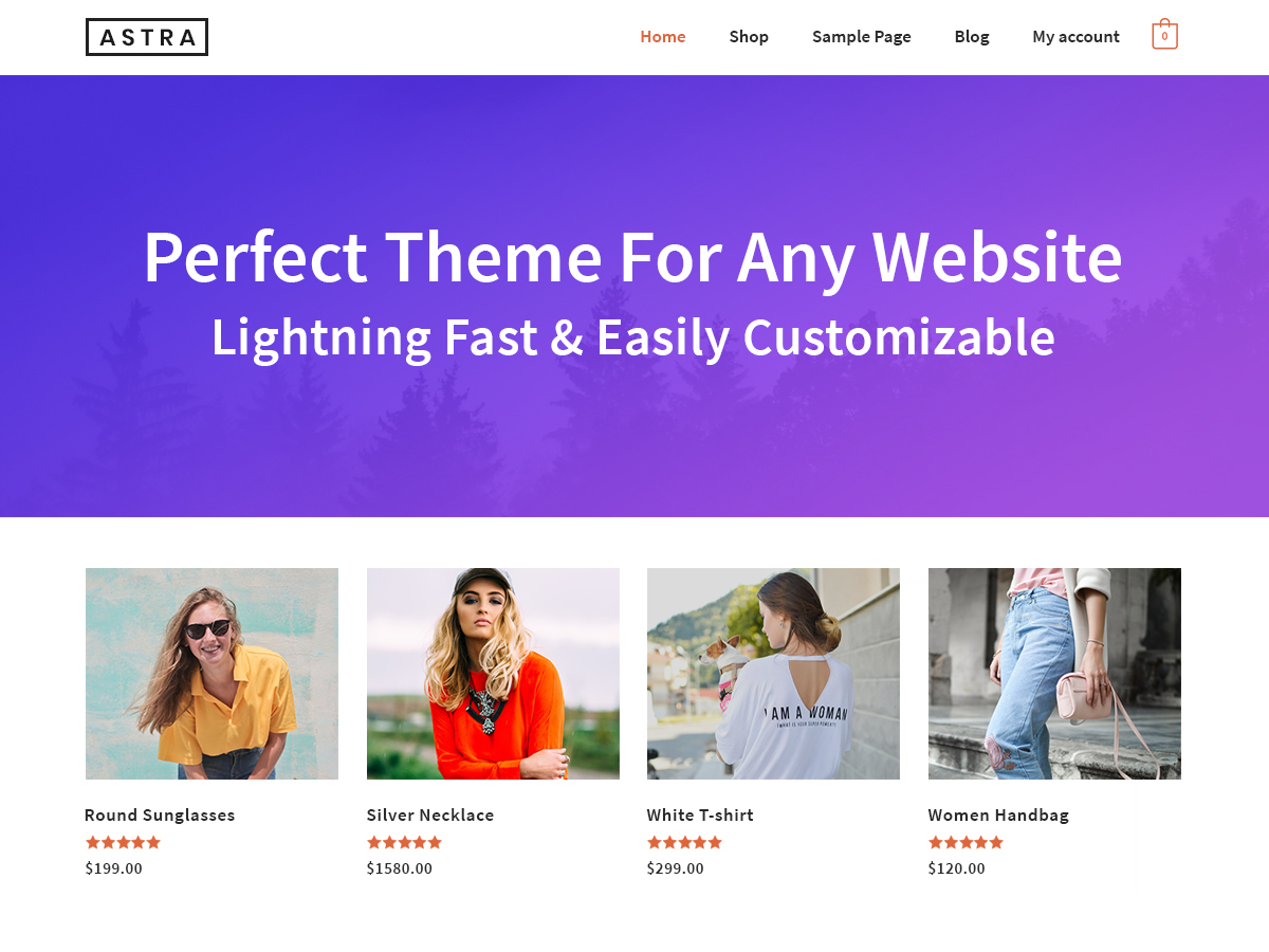 WordPress theme ACS Child