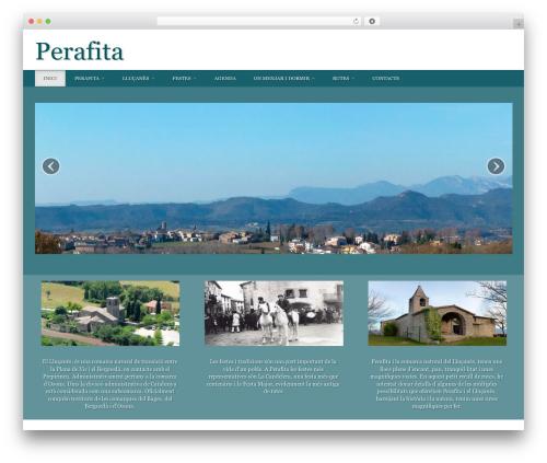Free WordPress Sidebar Login plugin - perafita.eu