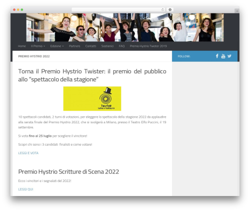 Free WordPress vooPlayer v4 plugin - premiohystrio.org