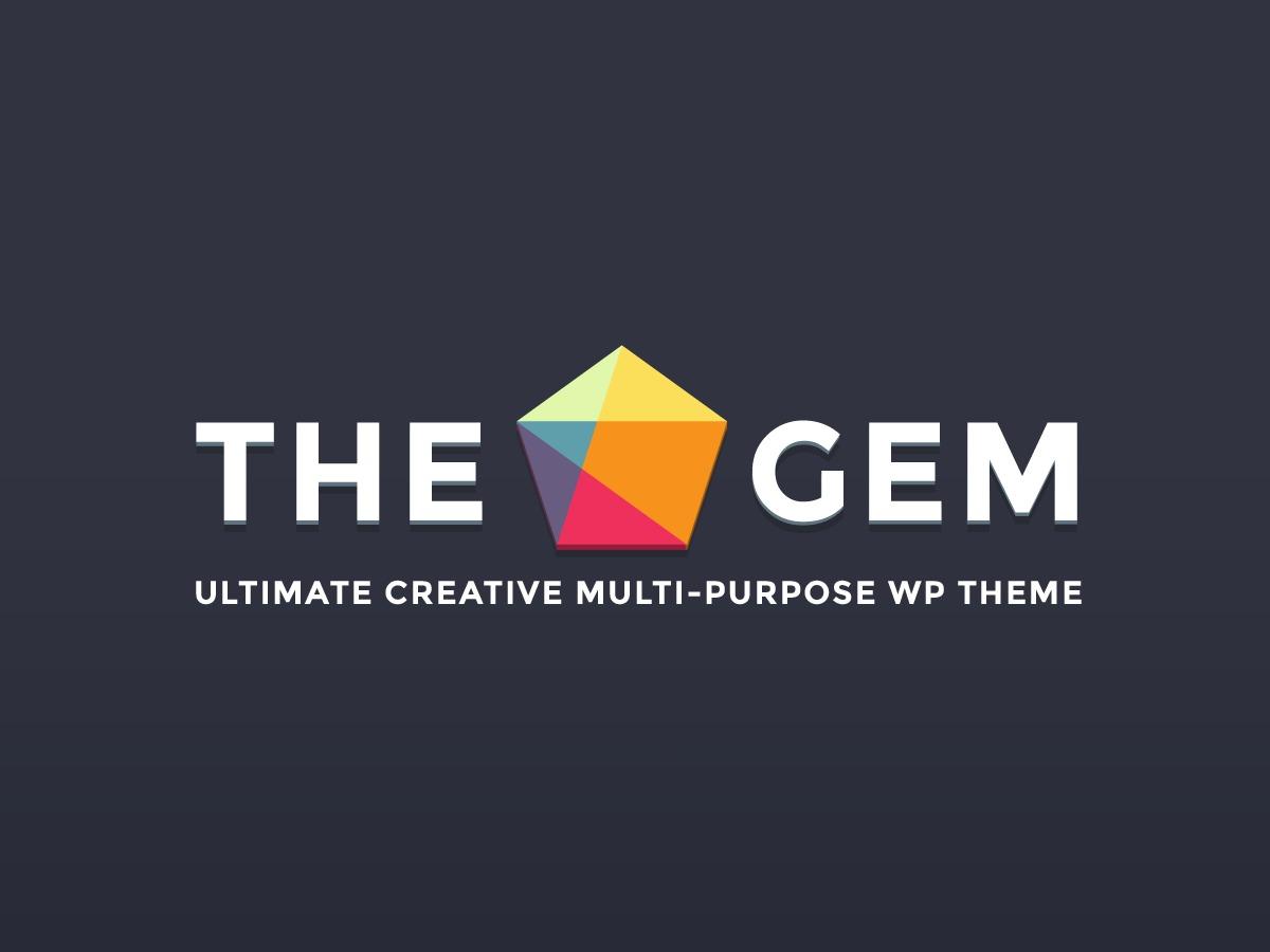TheGem top WordPress theme