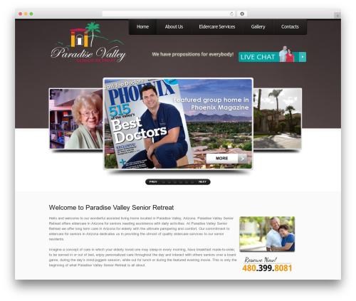Free WordPress WP Socializer plugin - pvseniorretreat.com