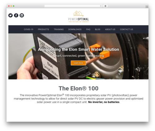 WordPress popup-press plugin - poweroptimal.com