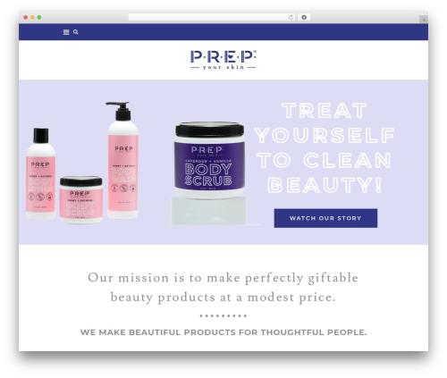Free WordPress Sticky add to cart for WooCommerce plugin - prepyourskin.com