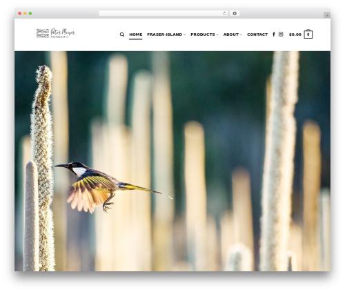 Flatsome WordPress photo theme - petermeyerphotography.com