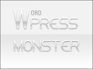 WordPress theme WPress Monster Web Site