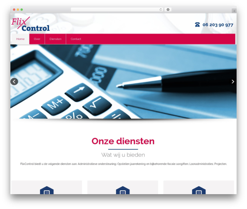Attorney best WordPress template - flixcontrol.nl