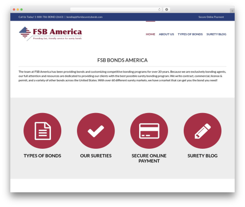 Avada top WordPress theme - fsbamericabonds.com