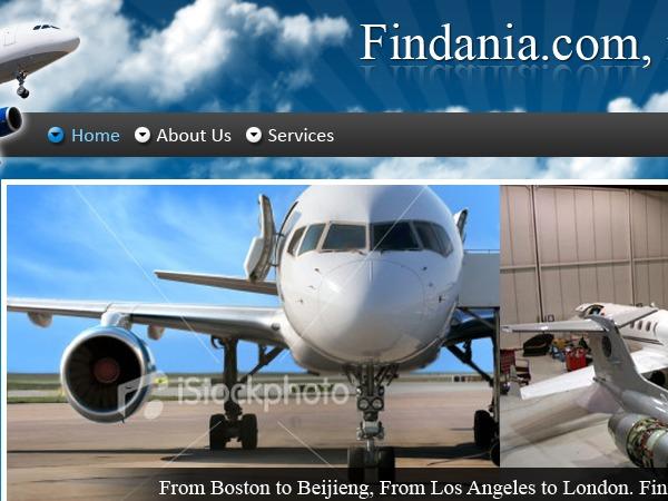 Findania WordPress theme