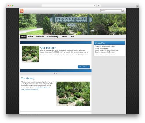 Free WordPress constant contact plugin - frynursery.com